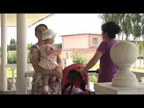 Midwives in Uzbekistan