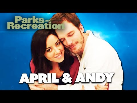April & Andy   Parks and Recreation   Comedy Bites