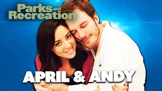 April & Andy | Parks and Recreation | Comedy Bites