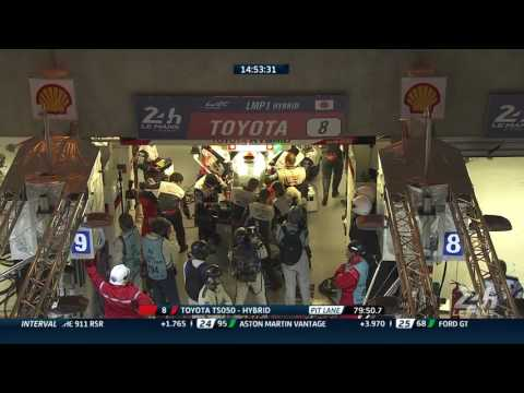 2017 24 Hours of Le Mans - Race hour 10 - REPLAY