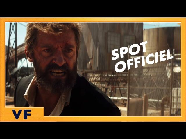 LOGAN - Spot Live Save [Officiel] VF HD