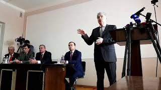 Павел Грудинин в Краснодаре, 26.02.2018 г.
