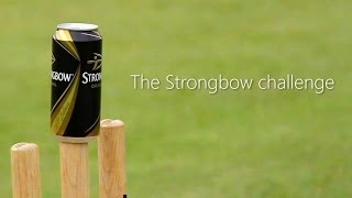 Jimmy Anderson | Strongbow Challenge