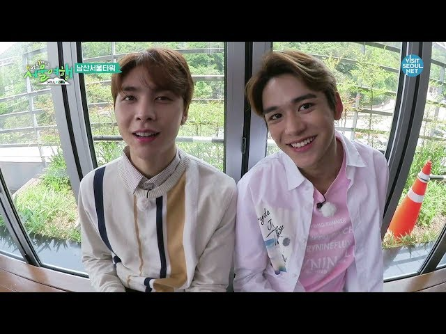[Hot&Young Seoul Trip I EP.9] Who's the best quizzee of NCT?