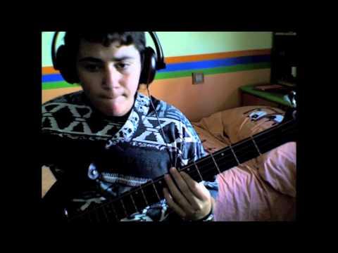 Dani California Cover Bass