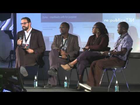 re:publica 2016 – African Elections and Social Media Shutdowns on YouTube