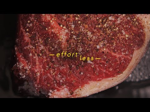 A Ribeye As Classic As It Gets | Effortless