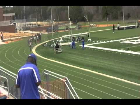Sumter High School Track and Field Boys open 800 heat1