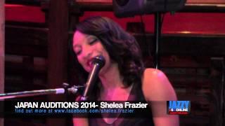 Shelea Frazier Singer Songwriter