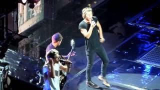 One Direction: C'mon, C'mon TMHT Seattle 7.28.13