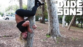 How To Climb A Tree Ass First - The Dudesons