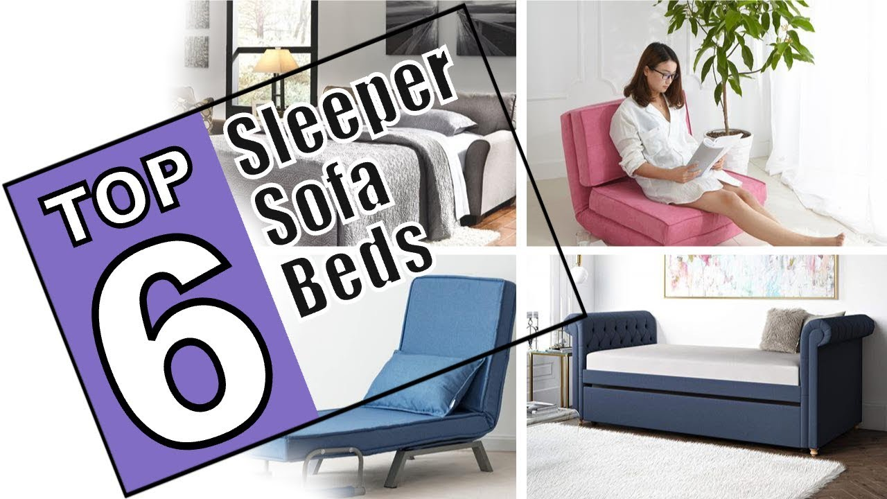 💜 Top 6 Best Sleeper Sofas Of 2019 - We Found The Top Rated Sofa Beds For  You!