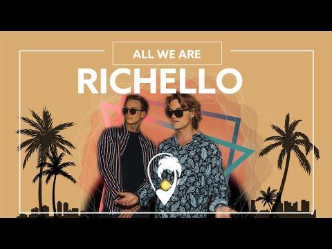 Richello - All We Are [Lyric Video]