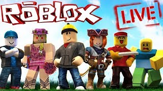Morning Live Roblox 🤑 games with specters 🔴 funny giery 🔴😱