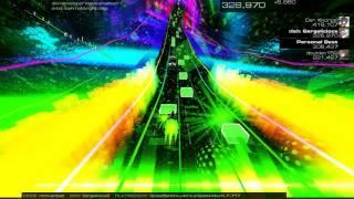 Audiosurf 2 F-777 - 1. Space Battle (Ludicrous Speed Album)