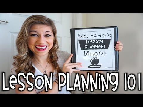 Lesson Planning 101 | That Teacher Life Ep 21