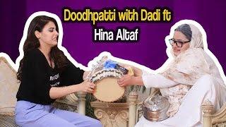 Doodhpatti with Dadi ft Hina Altaf Khan | Faiza Saleem Official