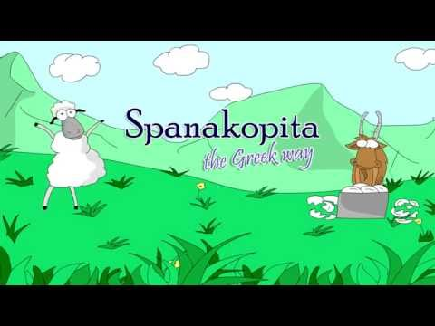 Spanakopita recipe video-  The traditional Greek Recipe  with Dodoni, the Authentic Greek Feta