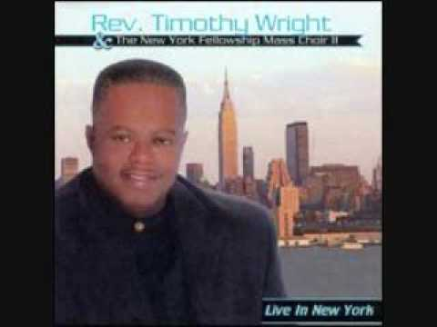 Rev. Timothy Wright-He Lifted Me