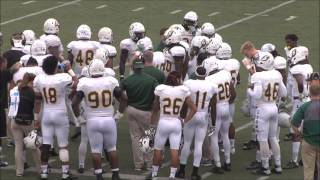 Southeastern Louisiana vs UIW Highlights 11 05 16