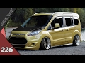 Virtual Tuning - Ford Transit Courier #226
