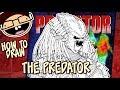 How To Draw The PREDATOR (Predator | Narrated Easy Step-by-Step Tutorial