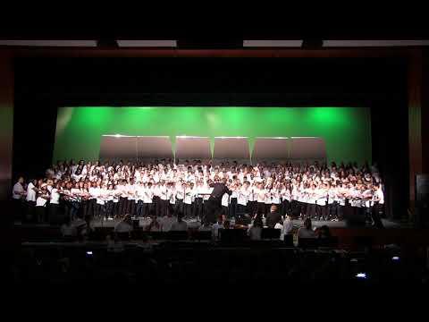Rosa International Middle School - Vocal Concert - 8