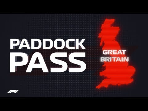 F1 Paddock Pass | Pre-Race At The 2018 British Grand Prix