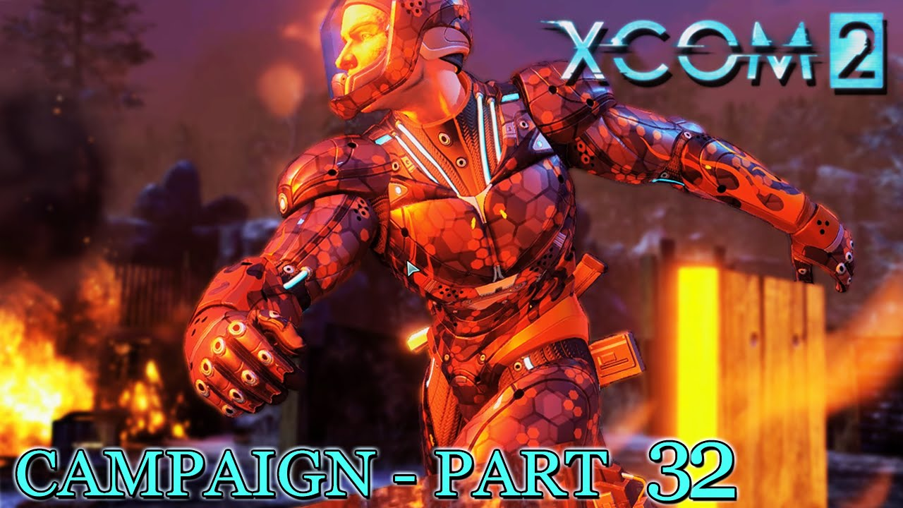 Xcom 2 Campaign Part 32 Chryssalid Babies Lets Play Youtube