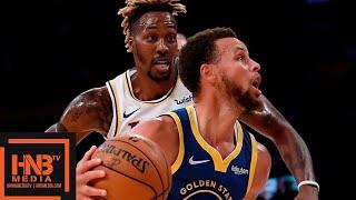 Los Angeles Lakers vs Golden State Warriors - Full Game Highlights | October 14, 2019 NBA Preseason