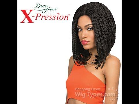 Braid Bob On Fleek Outre X Pression Box Wig W Loyaldes T