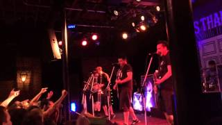 "Less Than Jake ""Never Going Back To New Jersey"" at slims in"
