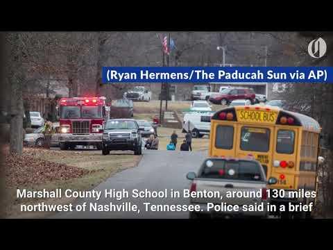 Suspect In Custody Following Kentucky High School Shooting