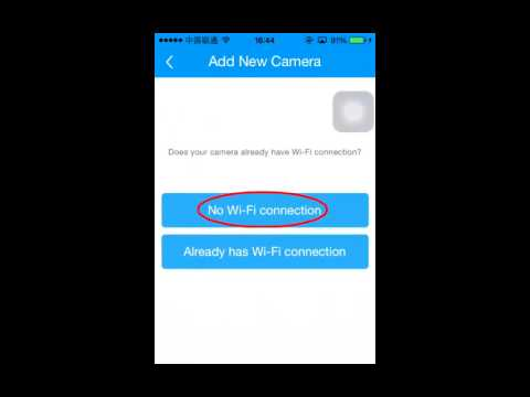 Foscam App Video Tutorial: How to install camera using EZlink on iOS app Foscam