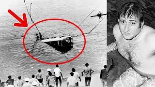 Он вытащил 46 человек из упавшего в воду троллейбуса, но только через 6 лет люди узнали правду!