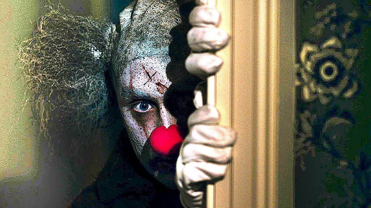 The Dark Clown - Film COMPLET en Français (Horreur)