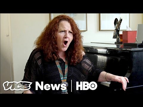 This Trained Singer Teaches Metal Bands How To Scream (HBO)