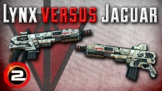 (OUTDATED) Lynx versus Jaguar [TR] Weapon Review/Comparison - PlanetSide 2