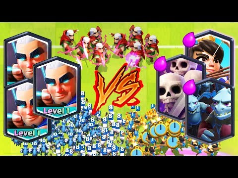 MAGIC ROYALE - ULTIMATE Clash Royale Funny Moments Part 67 - Clash LOL Funny Montages, Glitches