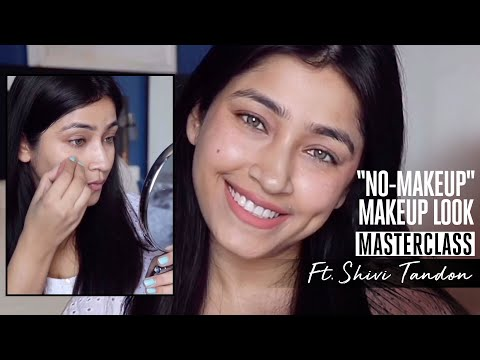 """How to do a """"No-makeup"""" makeup look 