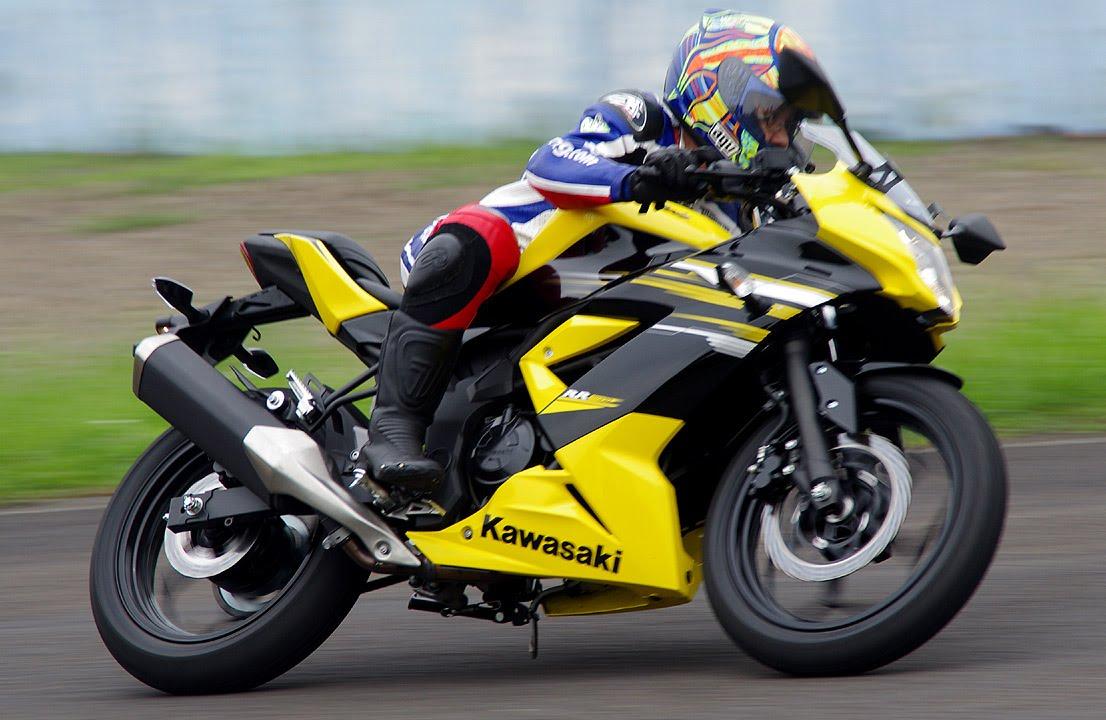 Harga Kawasaki Ninja  Rr
