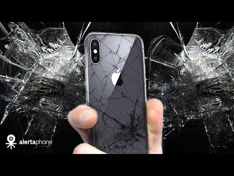 iphone-x-back-glass-broken---💎🛠💎--complete-chassis-change