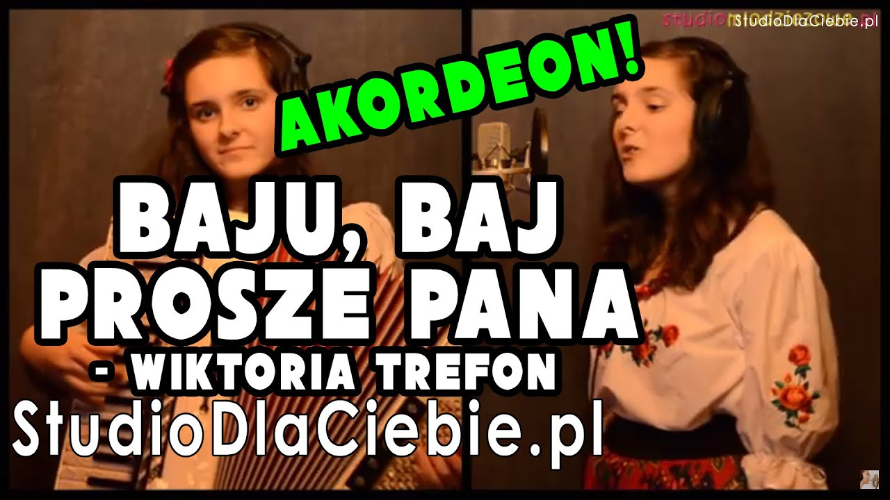 Baju Baj Prosze Pana Anna Jantar Cover By Wiktoria Trefon Youtube