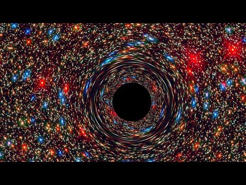 Astronomers can't explain this supermassive black hole