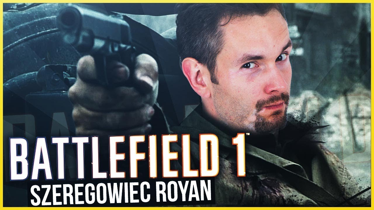 SZEREGOWIEC ROYAN w Battlefield 1 DLC