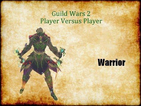 Guild Wars 2 PvP (Warrior(Spellbreaker))