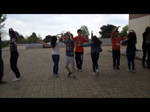 Flamenco & Rain Dance By Greek Students
