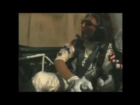 Watch! Energetic Patty Wagstaff Cockpit Footage