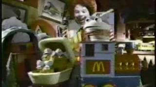 """McDonald's """"Happy Pail"""" Commercial (1986) thumbnail"""
