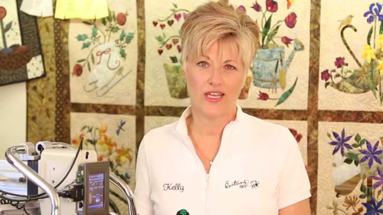 The Quilting Bee Presents Innova Longarm Quilting Machines Youtube